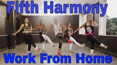 Work from Home - Choreography   Coreografia fitness Zumba
