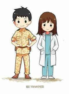 Stupigity: Descendants of the Sun Fan Arts