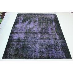 Künstler Vintage Stone wash Used Look Perser Teppich 3,70 X 3,06
