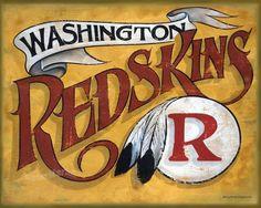 Redskins sign
