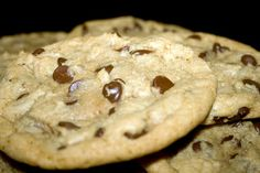 """The Ultimate Chocolate Chip Cookie - """"awesome cookies!! :cookie"""" @allthecooks #recipe"""