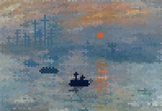 Impression Sunrise (Claude Monet)