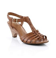 "Product: Clarks® Artisan ""Evant Addy"" High Heel Sandal"