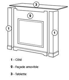 Quelques idées pour cacher les vilains radiateurs : Le mode d'emploi : Un grand choix de plaques perforées chez Weber-métaux