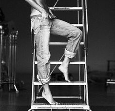 [ #Inspiration #Fashion #Jeans #Cool ]