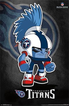 - Tennessee Titans - Rusher 13 - art prints and posters Tennessee Titans Football, Raiders Football, Nfl Football, American Football, Football Rooms, Football Stuff, Titans Gear, Tn Titans, Remember The Titans
