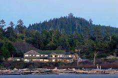 Kalaloch Lodge, Washington.  Olympic National Park http://www.thekalalochlodge.com/