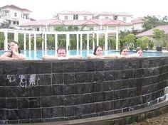 Cinder block house diy
