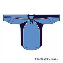 Kamazu FlexxICE 20200 Atlanta Thrashers TEAM Junior Hockey Jersey