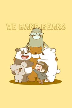 We Bare Bears by OysteIce edited by me