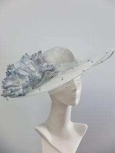 Hats For Women, Ladies Hats, Fashion Accessories, Hair Accessories, Kentucky Derby Hats, Stylish Hats, Fancy Hats, Church Hats, Love Hat