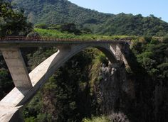 The highway that takes you by San Sebastian and Mascota - Carretera Libre a Puerto Vallarta - Jalisco, Mexico