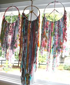 Handmade dreamcatcher by Gypsy River