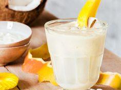 Kokos-Mango-Smoothie ist ein Rezept mit frischen Zutaten aus der Kategorie Südfrucht. Probieren Sie dieses und weitere Rezepte von EAT SMARTER!