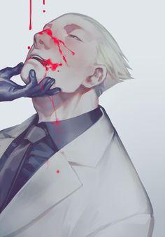 Tokyo Ghoul Jason // TG