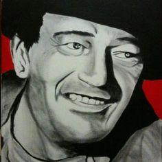 John Wayne 16x20