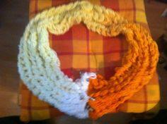 Loop mit   Bindebändchen und Perlenabschluß Knitting, Crochet, Accessories, Fashion, Beads, Moda, Tricot, Fashion Styles, Breien