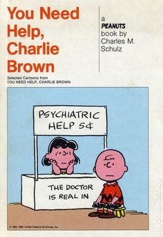 You Need Help, Charlie Brown; Published May 1965 by Holt, Rinehart and Winston