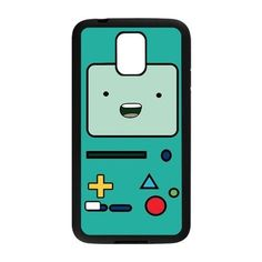Custom Adventure Time bmo beemo Phone Case Cover For Samsung Galaxy S3 S4 S5