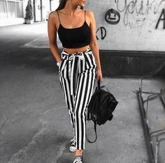 90s Fashion, Trendy Fashion, Fashion Outfits, Womens Fashion, Fashion Black, Sport Fashion, Sneakers Fashion, Style Fashion, Fashion Sandals
