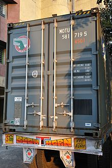 Intermodal container - Wikipedia, the free encyclopedia