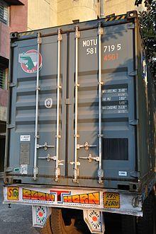 Intermodal container - Wikipedia, the free encyclopedia