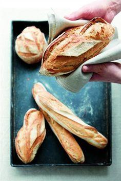 Le pain bio à l'épeautre