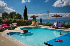Villa Georgia Maria, Trapezaki, Kefalonia, Greece. Find more at www.villaplus.com