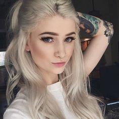 пепельный блонд
