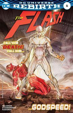The Flash Written by: Joshua Williamson Pencils: Carmine Di Giandomenico Dc Comics, Flash Comics, Dc Universe Rebirth, Dc Rebirth, Comic Book Covers, Comic Books Art, Comic Art, Batman, Superman