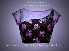 Blouse Guru Instant Blouse Cutting - YouTube