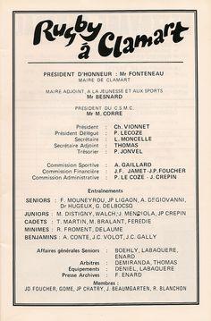 Calendrier 1982-1983 - 2ème Division - Page 5