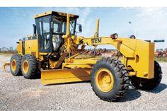 Motor Grader, Heavy Equipment, Tractors, Construction, Big, Vehicles, Weights, Building, Car