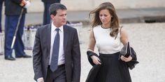 France. Le rêve de Manuel Valls et de sa femme Anne Gravoin: installer leur lit conjugal à l'Elysée