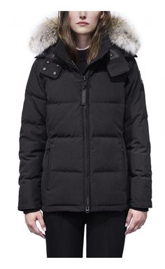 de876f3ce3c7 ... Warmest One in the Closet Womens Solaris Parka by Canada Goose Review Canada  Goose Pinterest Canada ...