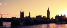 London Skyline by AljoschaThielen.deviantart.com on @deviantART