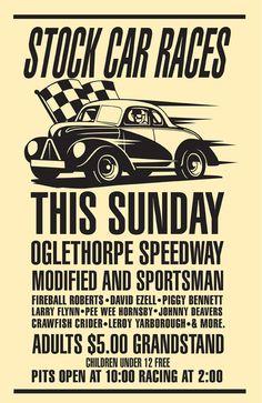 Stock Car Races
