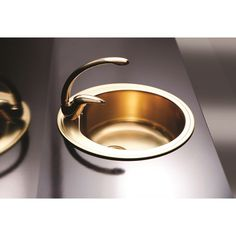 Alveus Monarch Line 60 Gold, inset sink Inset Sink, Sink Taps, Sinks, Gold Kitchen, Properties Of Materials, Stainless Steel Material, Types Of Lighting, Cabinet Handles, Color Swatches