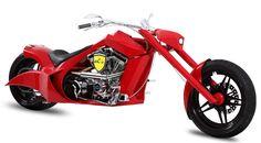 Sports Car Bike~OCC