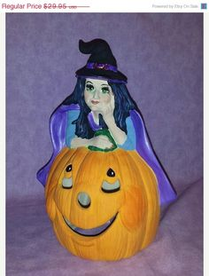 The Good Witch by ArtfulEarthCeramics