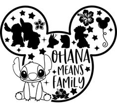 Cricut Craft Room, Cricut Vinyl, Vinyl Decals, Disney Stencils, Disney Decals, Disney Diy, Disney Crafts, Disney Mickey, Silhouettes Disney