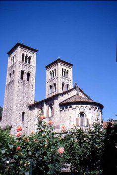 Basilica di San Abbondio ~ Como, Italy