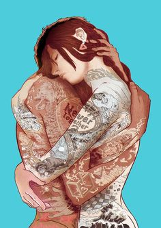 Never Together by Rafael Alvarez