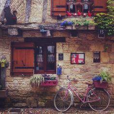 Una fachada que encontré en mi paseo por Bergerac en #DordoñaPerigord que me encantó! Con mil detalles como el gato sus plantas la bici todo un sueño!  #architecture #arquitectura #archilovers #details #photooftheday #photographer #phototravel #bergerac #dordogneperigordtourisme #viajar #viajes #france #francia #losviajesdemary #travel #traveling #voyager #voyage #viajes #viajar #15 by losviajesdemary