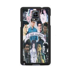 Dan Smith Collage Samsung Galaxy Note 3|4  Cases