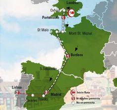 Oferta de viaje a Londres. Entra, informate y reserva el viaje Circuito de 8 dias por Londres y Madrid