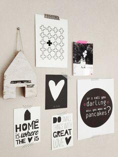 postkaarten http://www.bynoth.nl/a-29597831/postkaarten-amp-inpakken/postkaart-heart-set-van-3/