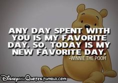 Whinny the Pooh quote.
