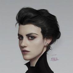 Miss Paragrin?
