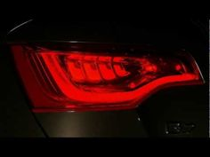 Audi OLED Lights. These are amazing but would probably cause accidents.